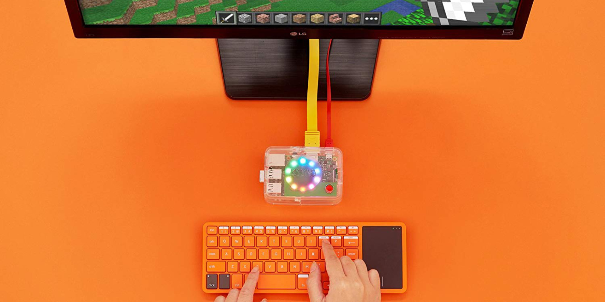 Kano's Raspberry Pi-powered Computer Kit has dropped to a new Amazon low at $69 (24% off)