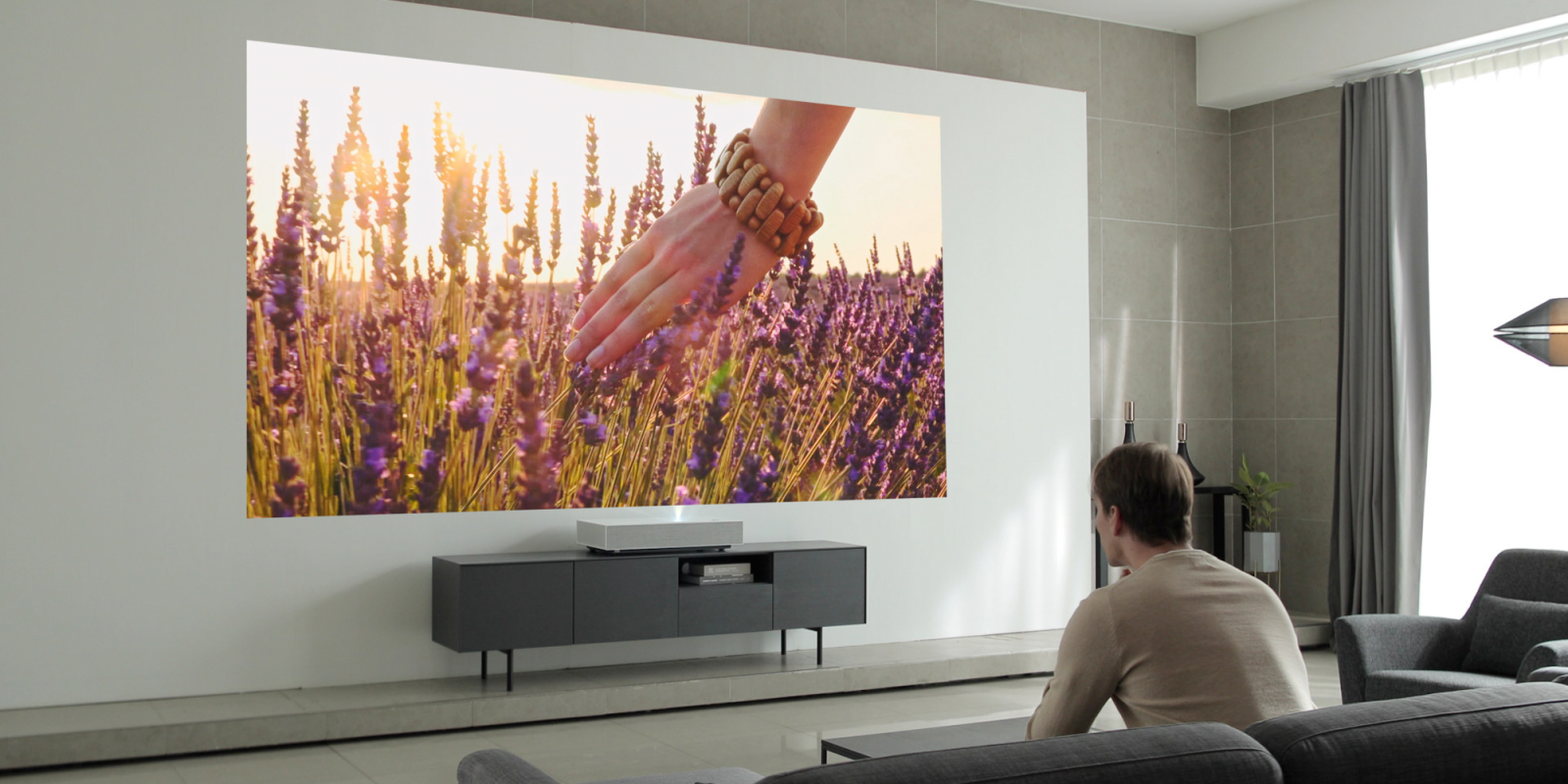 LG Announces Its Second Generation CineBeam Projector Now W Short Throw Technology