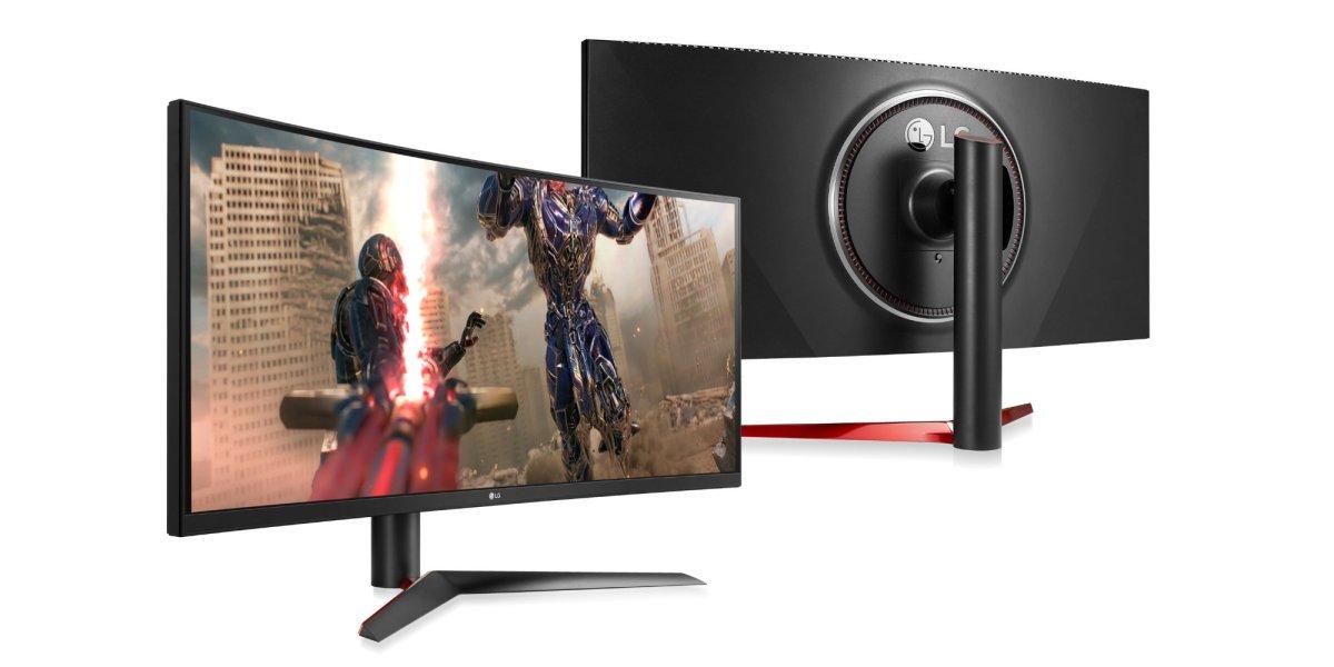 LG Ultra Monitors