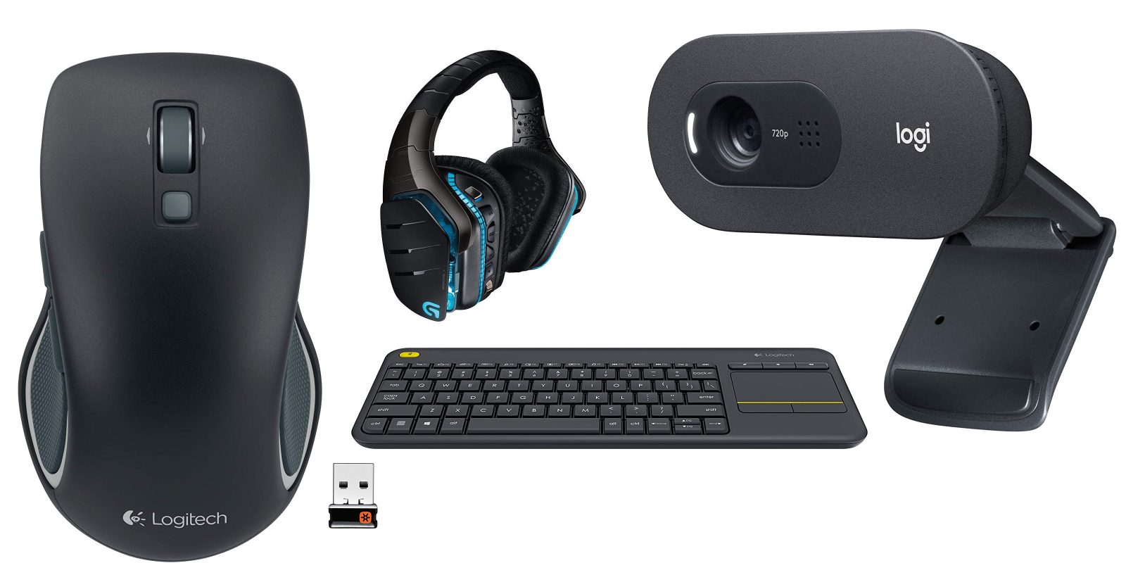 Logitech gear up to 40% off at Amazon today from $14: keyboards, mice, webcams, more