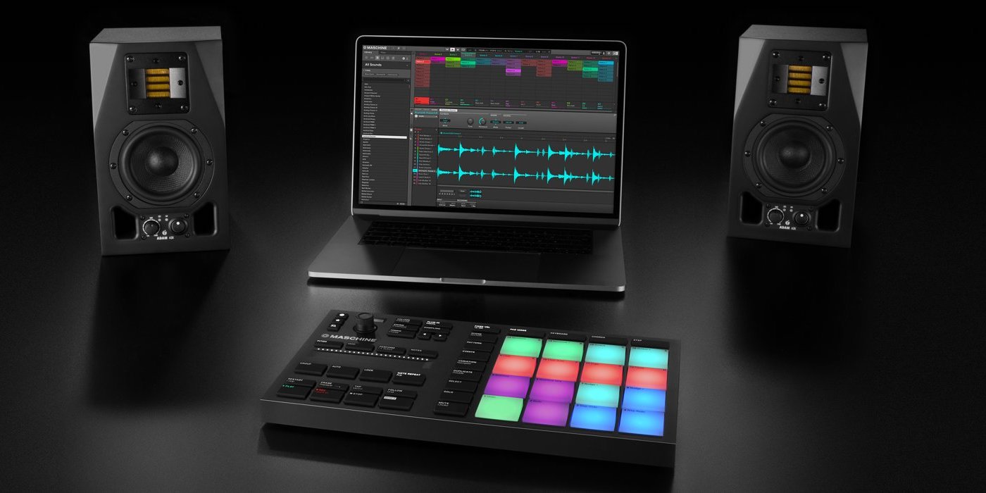 maschine mikro mk3 review affordable beginner friendly 9to5toys. Black Bedroom Furniture Sets. Home Design Ideas
