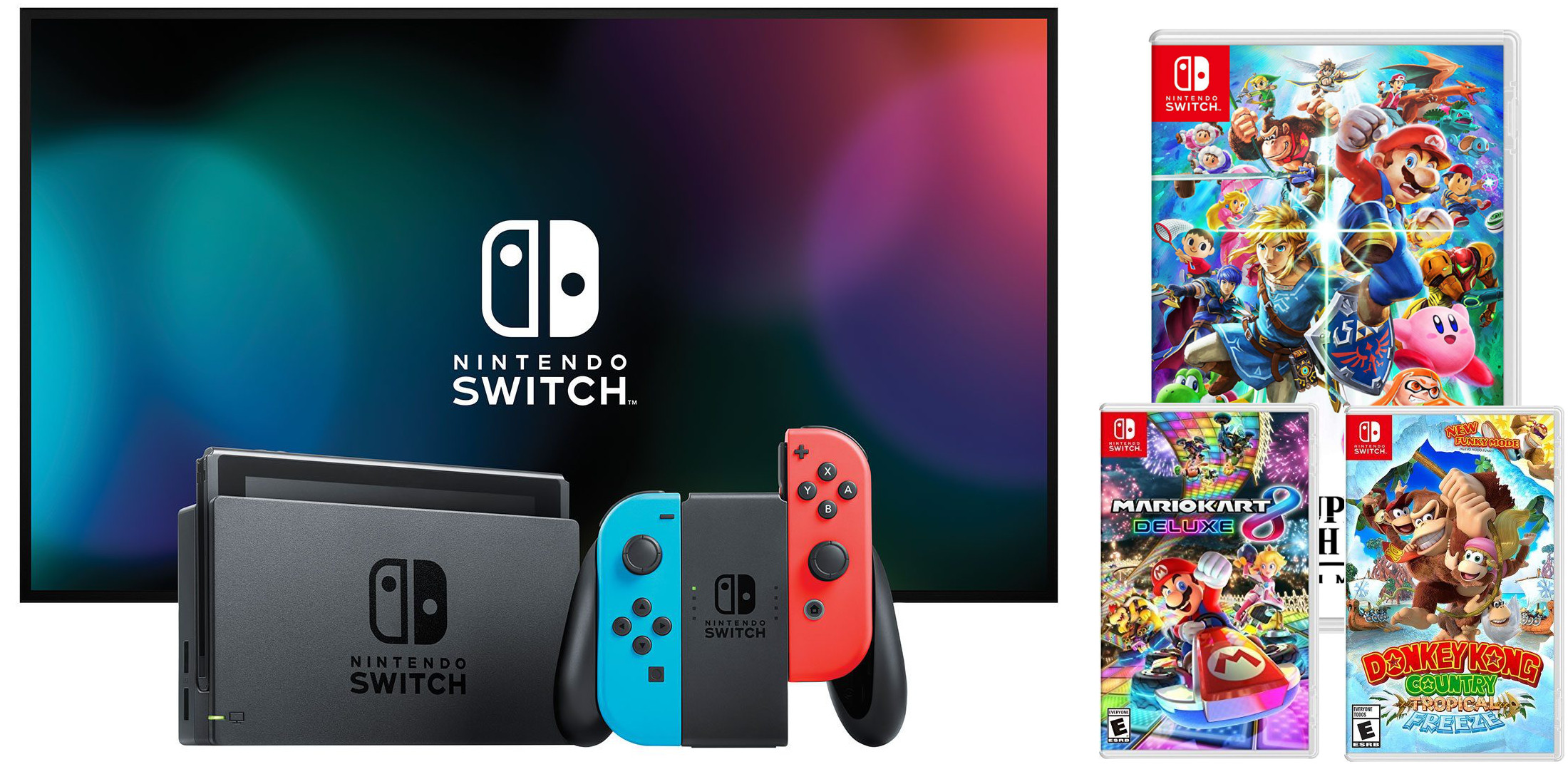 nintendo switch vente privÈe