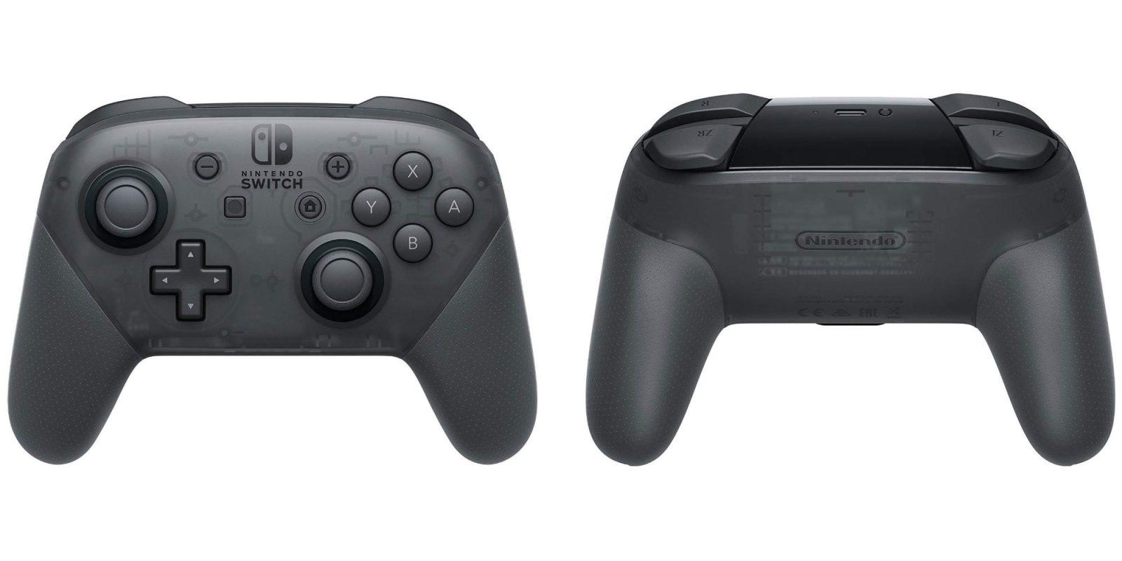 Kick Switch gaming up a notch w/ Nintendo's Pro Controller