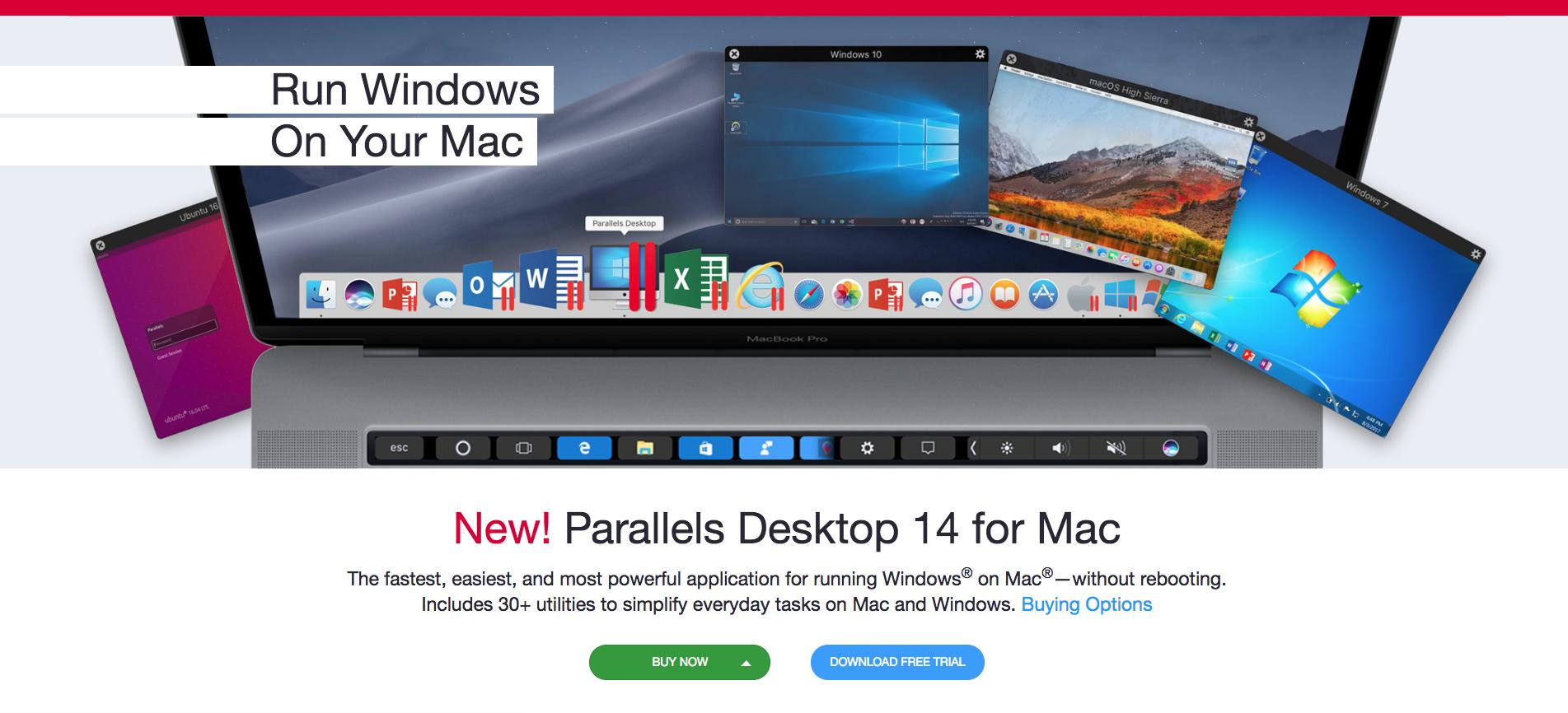 Buy Parallels Desktop 10 Cheap