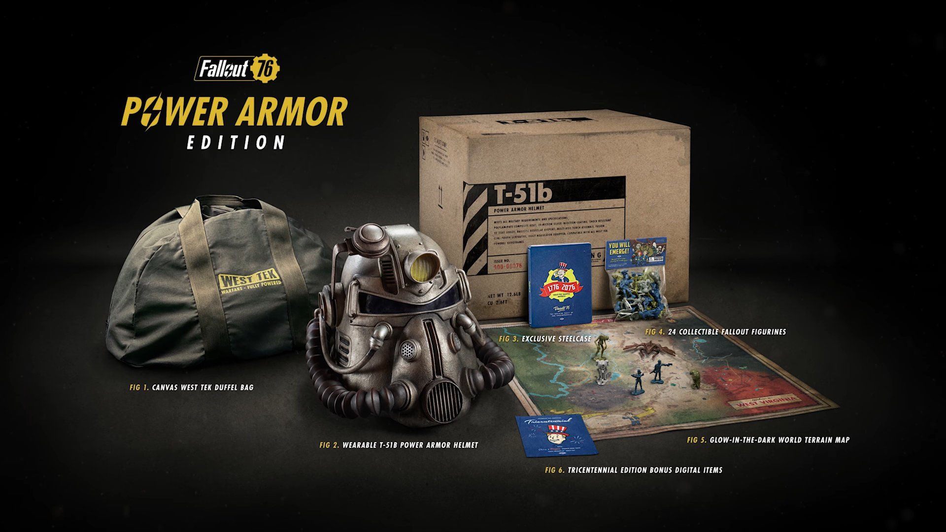 Here's how to finally get your Fallout 76 canvas West Tek Bag - 9to5Toys