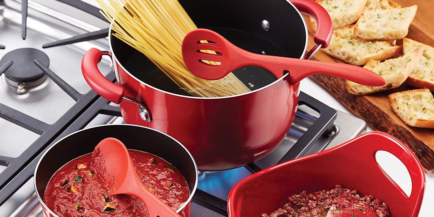 Refresh your cooking utensils with the Rachael Ray 3-Piece ...