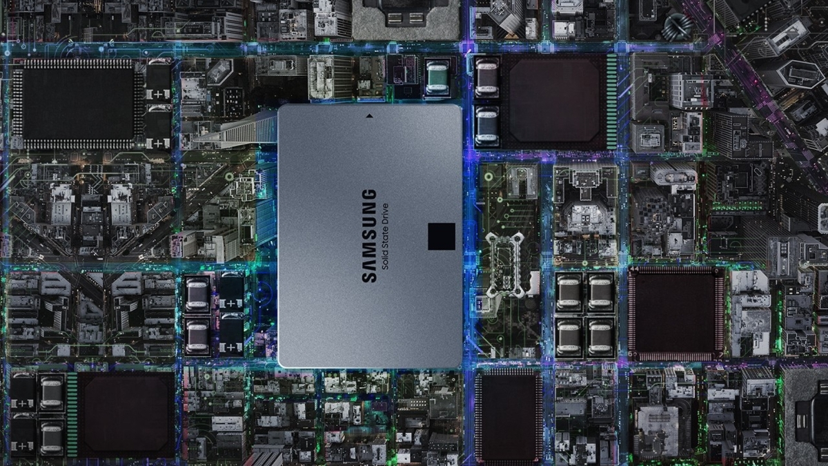 Samsung 860 QVO 1TB SSD