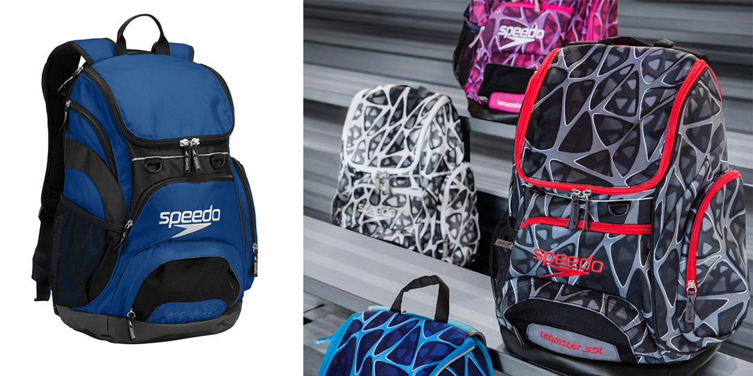 Store your 15-inch MacBook in Speedo's Large Teamster Backpack: $30 shipped (Reg. $50)
