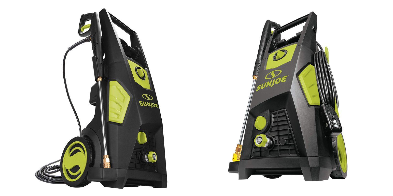 Sun Joe 2300-PSI Pressure Washer hits Amazon low: $159 (Reg