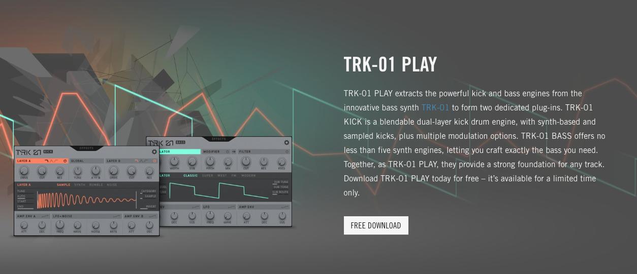 TRK-01 PLAY