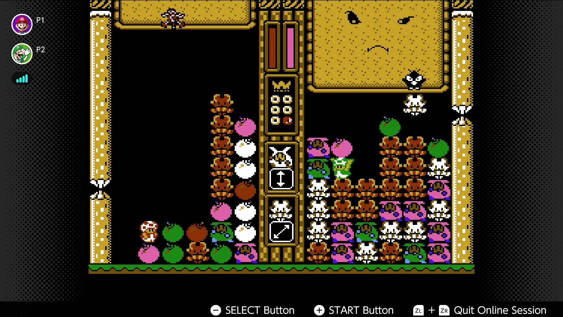 retro Switch Online games