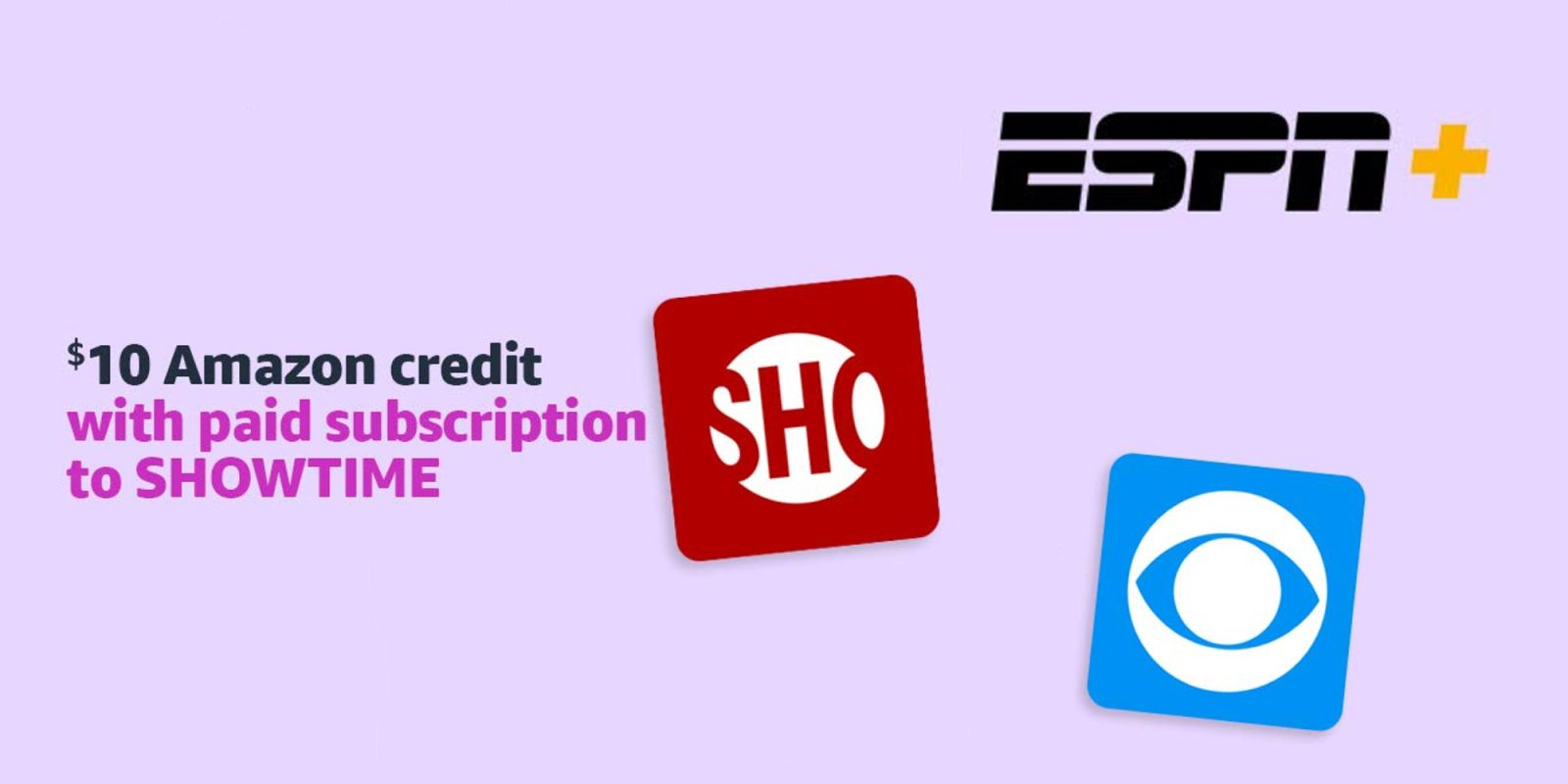 Subscribe to ESPN+, CBS All-Access, more to score a FREE $10