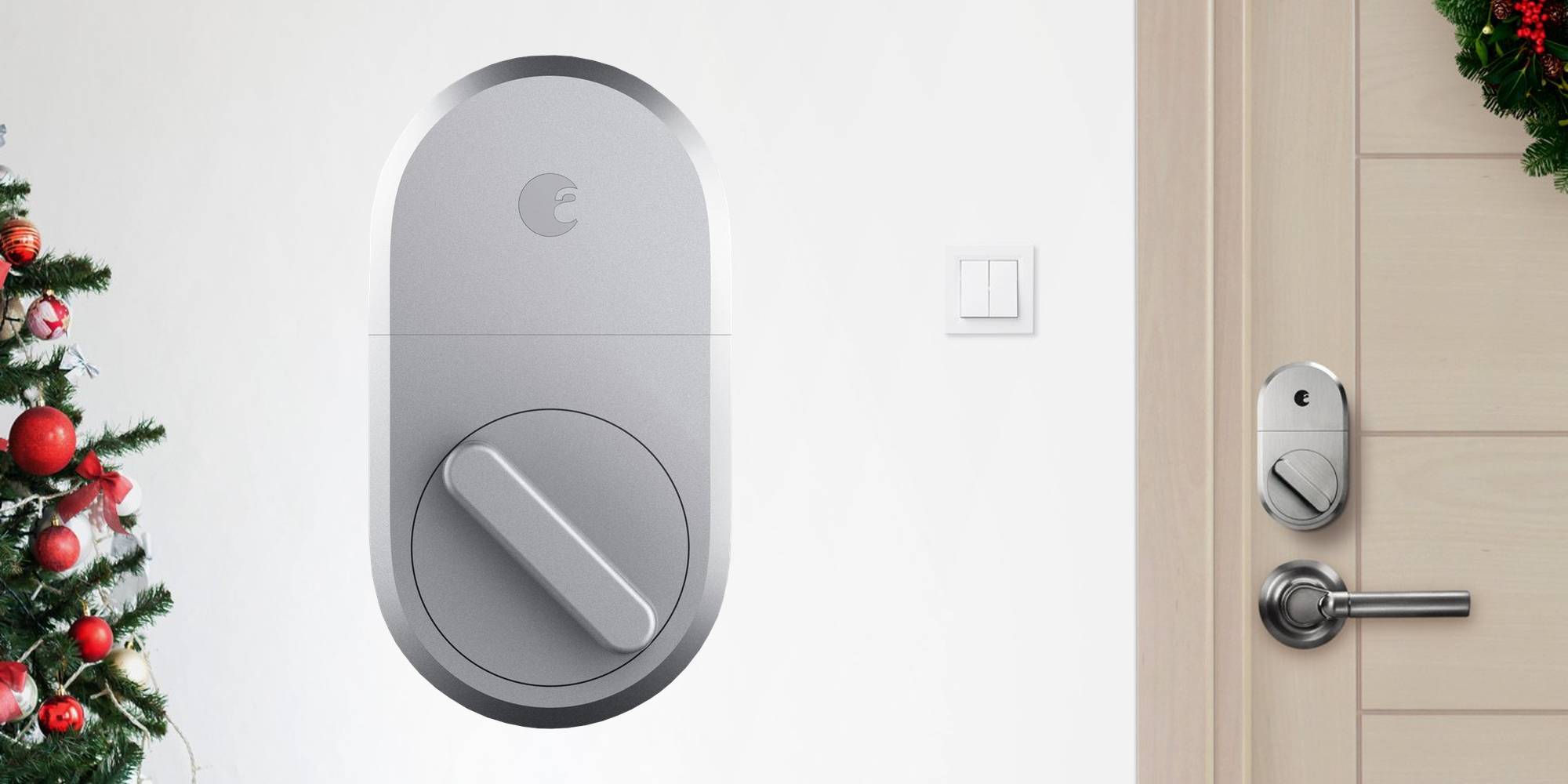 August's 3rd Gen. Smart Lock hits new Amazon all-time low at $99 (Reg. $120+)