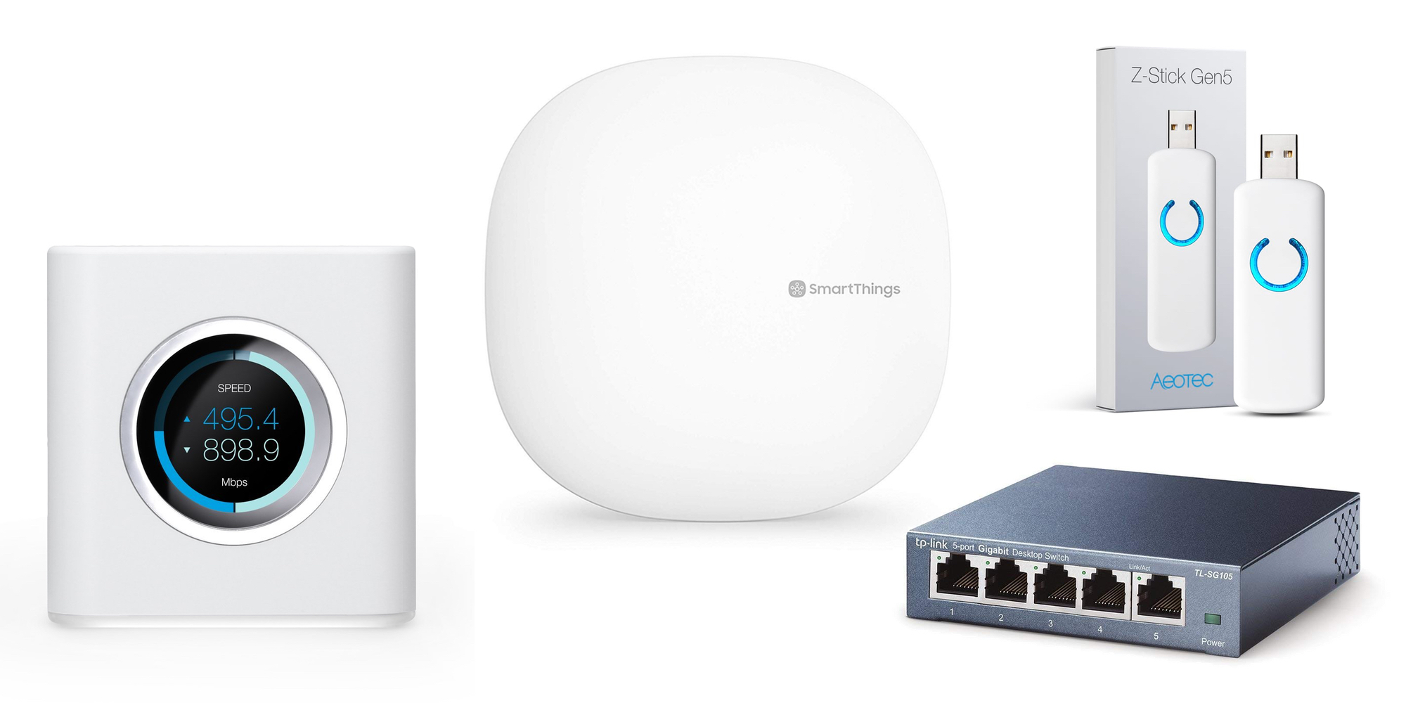 Four ways to make the best of your smart home: Reliable Wi-Fi, Smart Hubs, Z-Wave, more