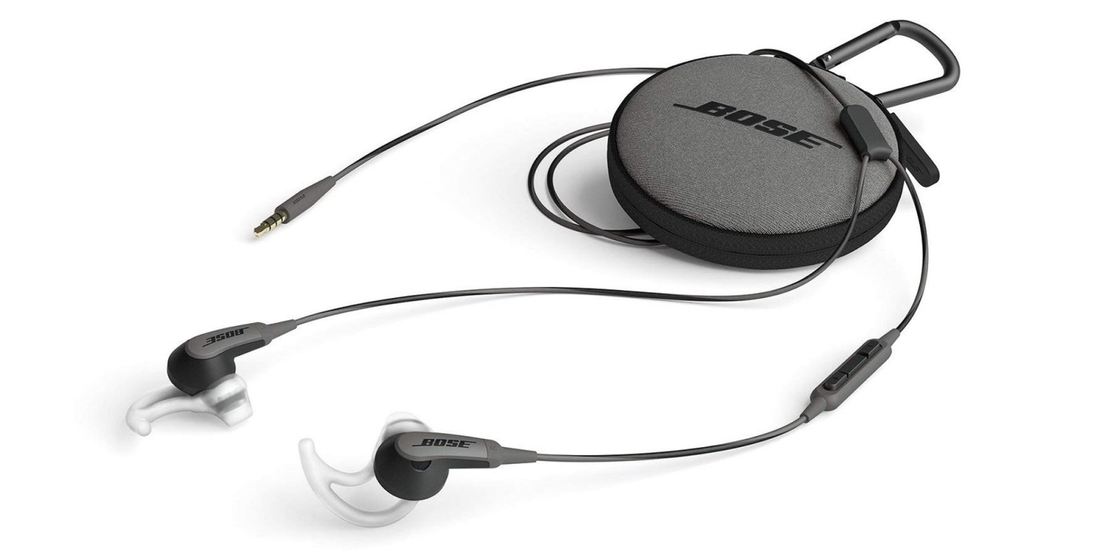 Bose's SoundSport iOS In-Ear Headphones are the perfect workout companion: $49 (Reg. $100)