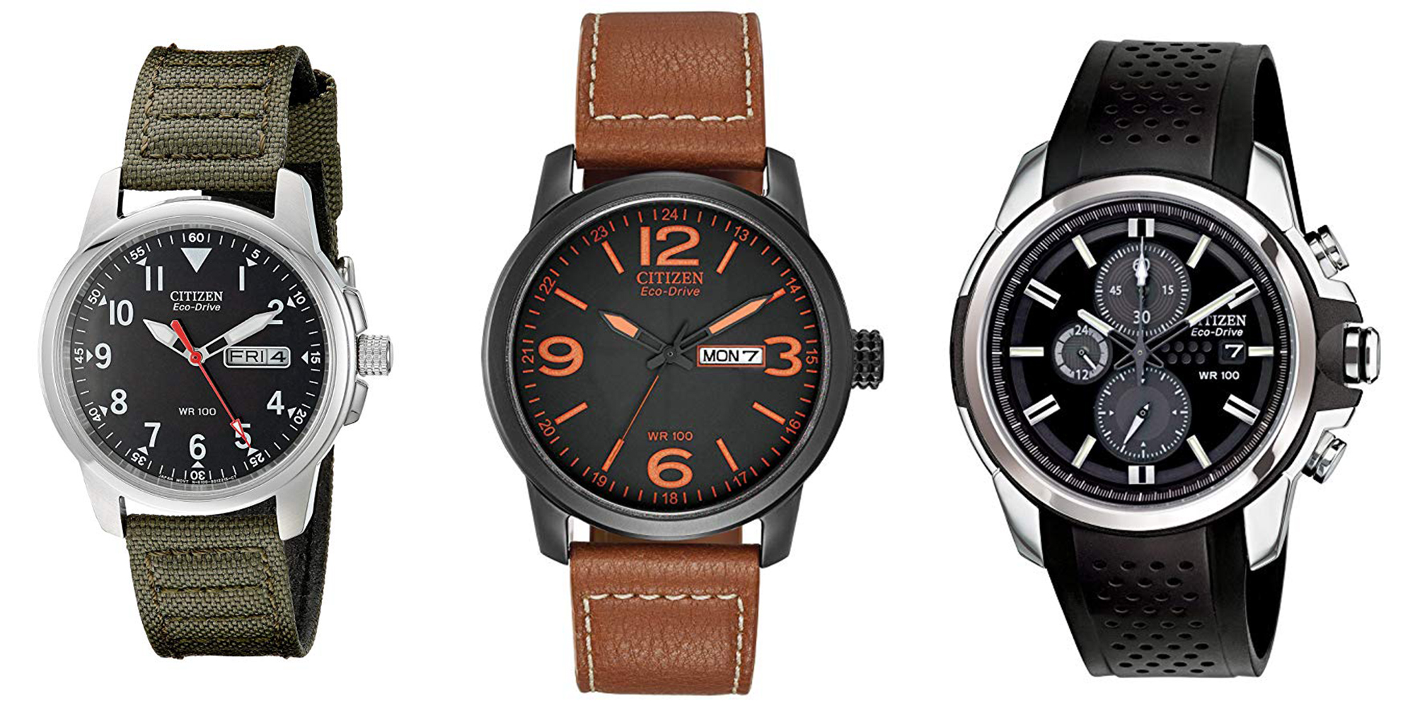 Top-rated Citizen Watches are on sale from $60 at Amazon, today only