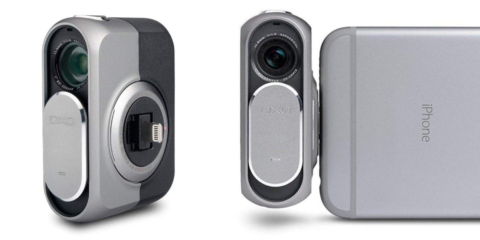 DxO ONE 20.2MP camera add-on ups your iPhone photos for $133.50 (Reg. $400)