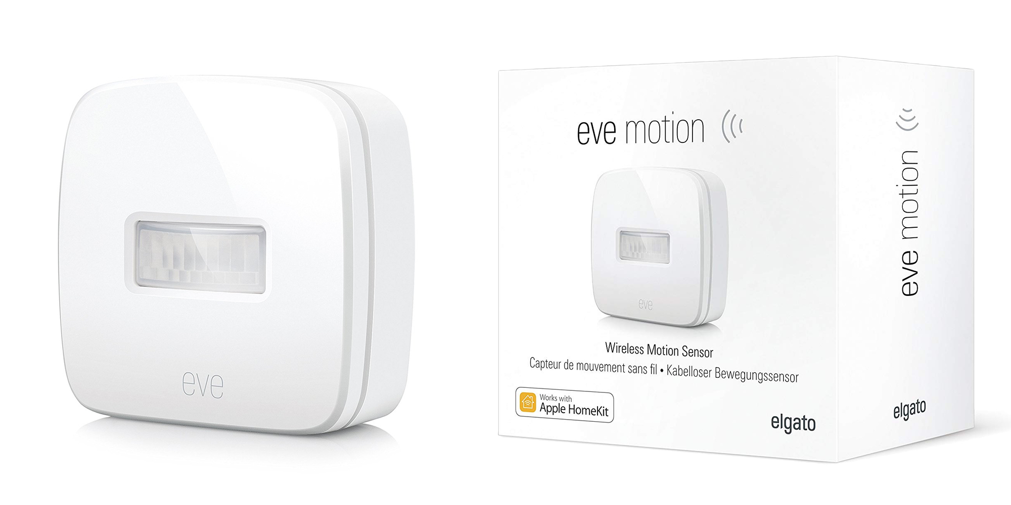 Automate your smart home with Eve's HomeKit Motion Sensor at $40 shipped (20% off, all-time low)