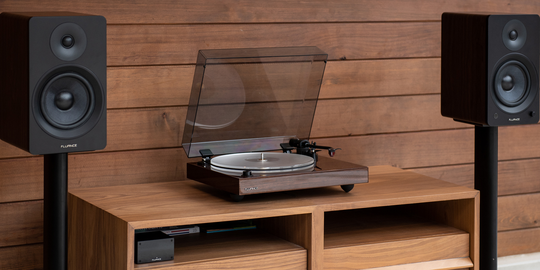 Fluance refreshes its turntable lineup with new walnut exteriors, more