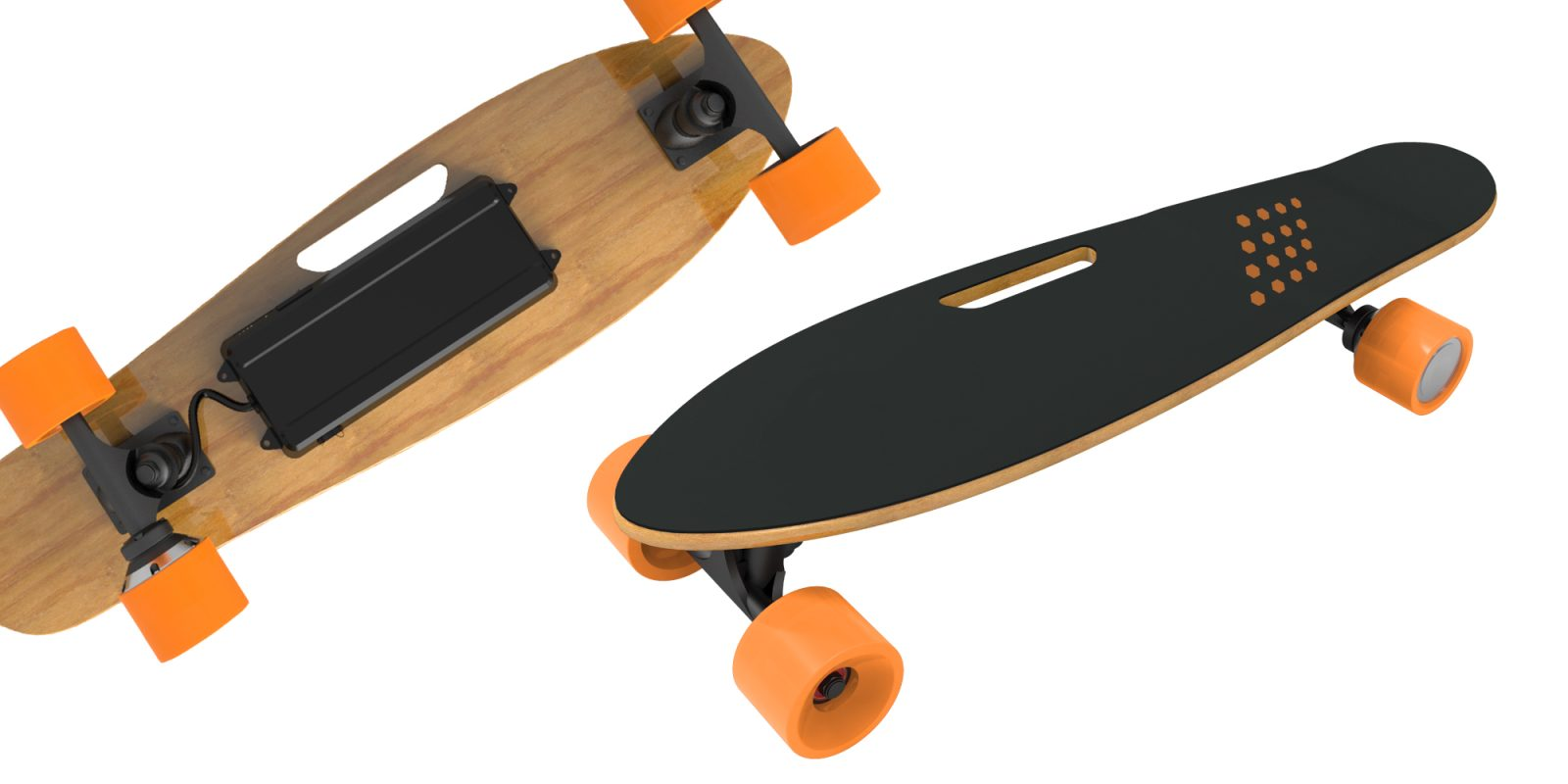 This Power Assisted Electric Skateboard Is On Sale For 98