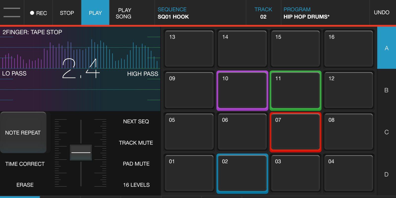 AKAI's iMPC Pro 2 music creation iPad app gets rare price drop, now