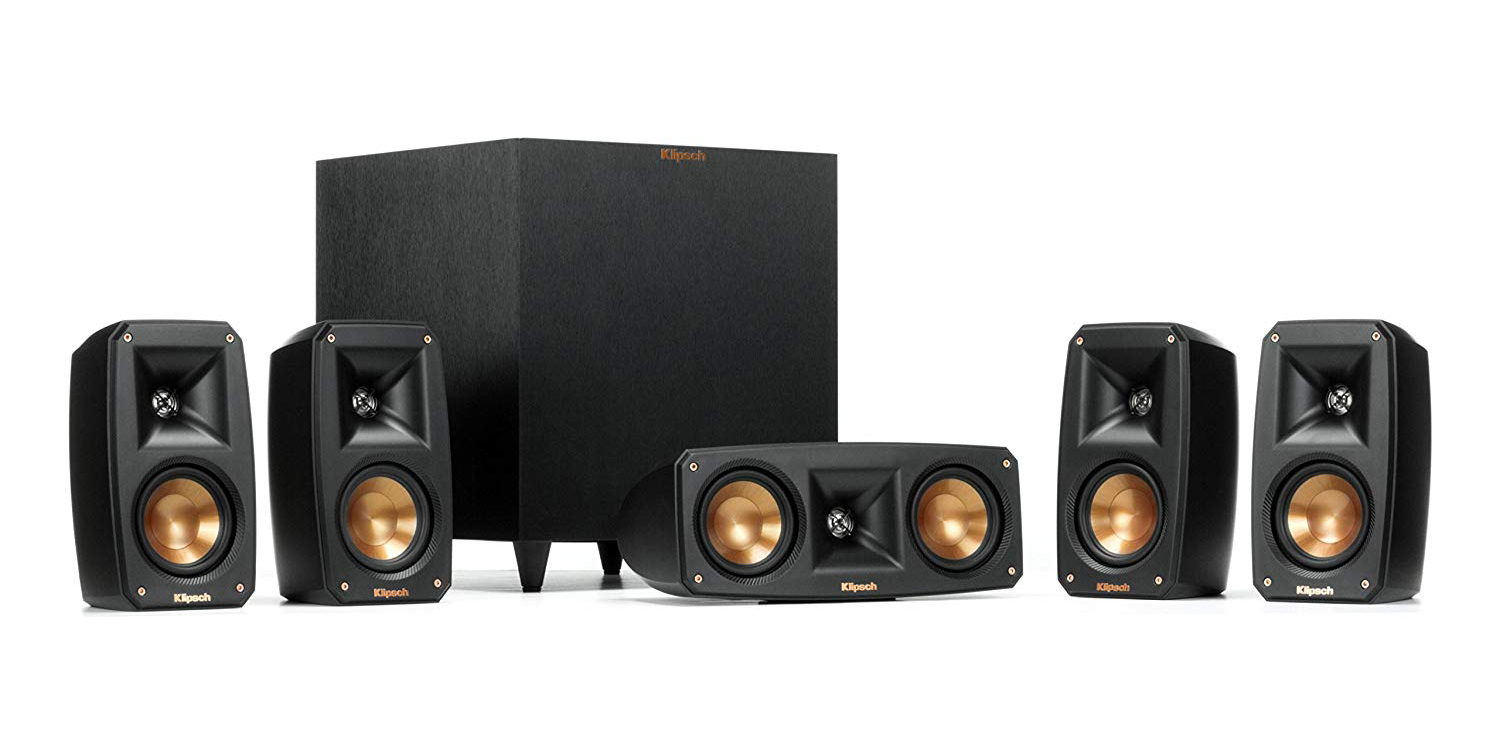 Upgrade to a Klipsch home theater system from $174 shipped in today's Gold Box