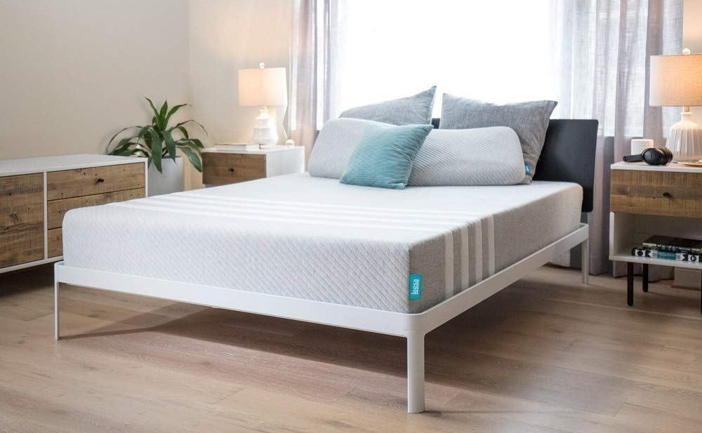 Update your sleeping space with memory foam mattresses, furniture, and bedding up to 30% off