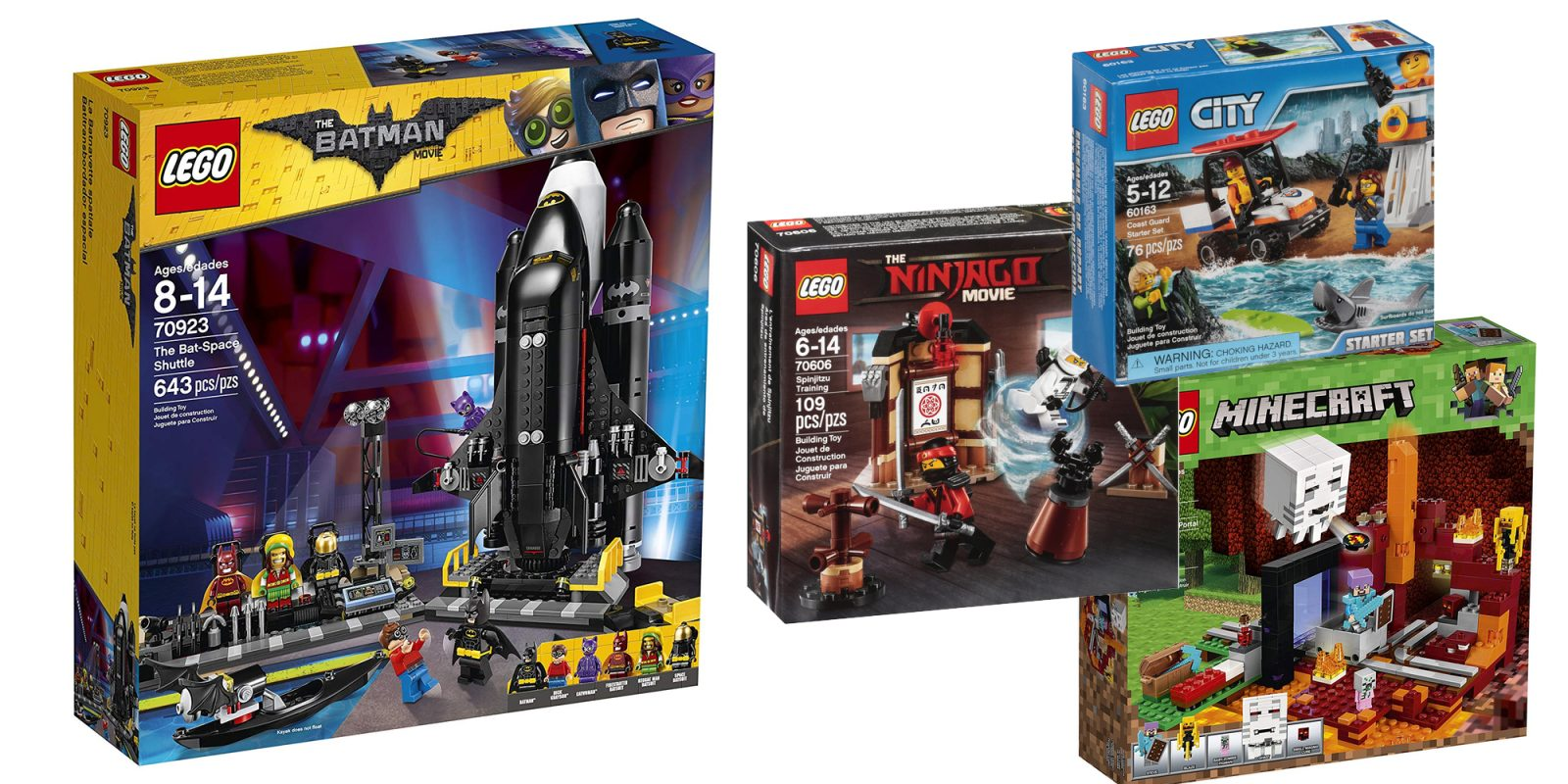 lego bat space shuttle walmart - photo #11