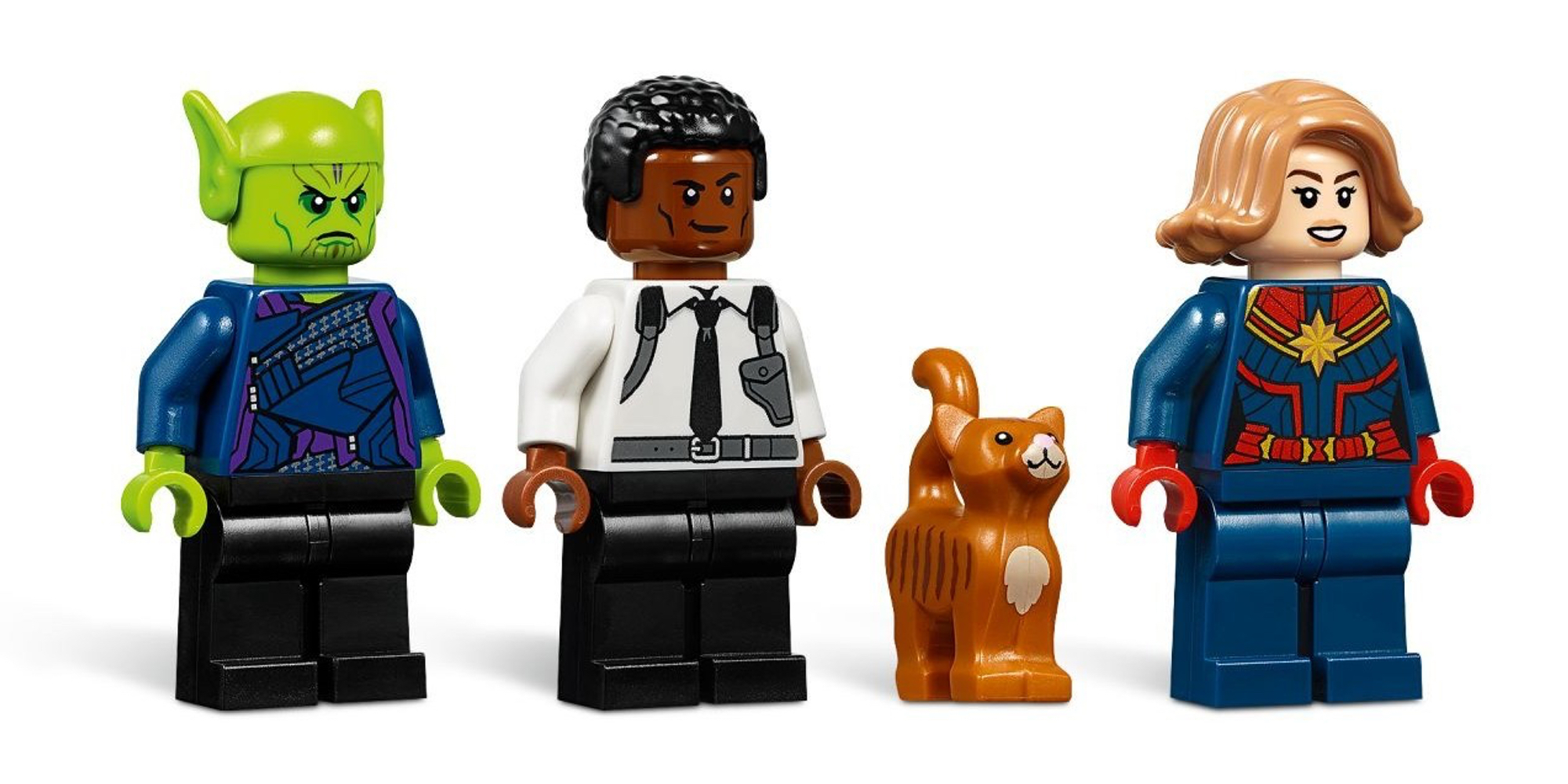 LEGO Captain Marvel Minifigures