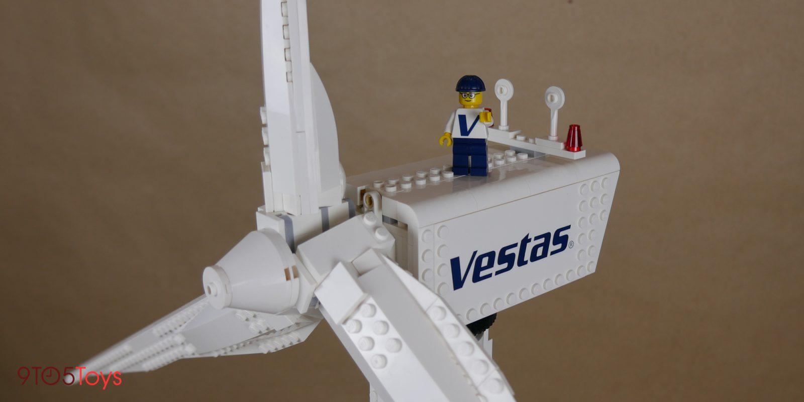 LEGO Vestas Wind Turbine - 9to5Toys