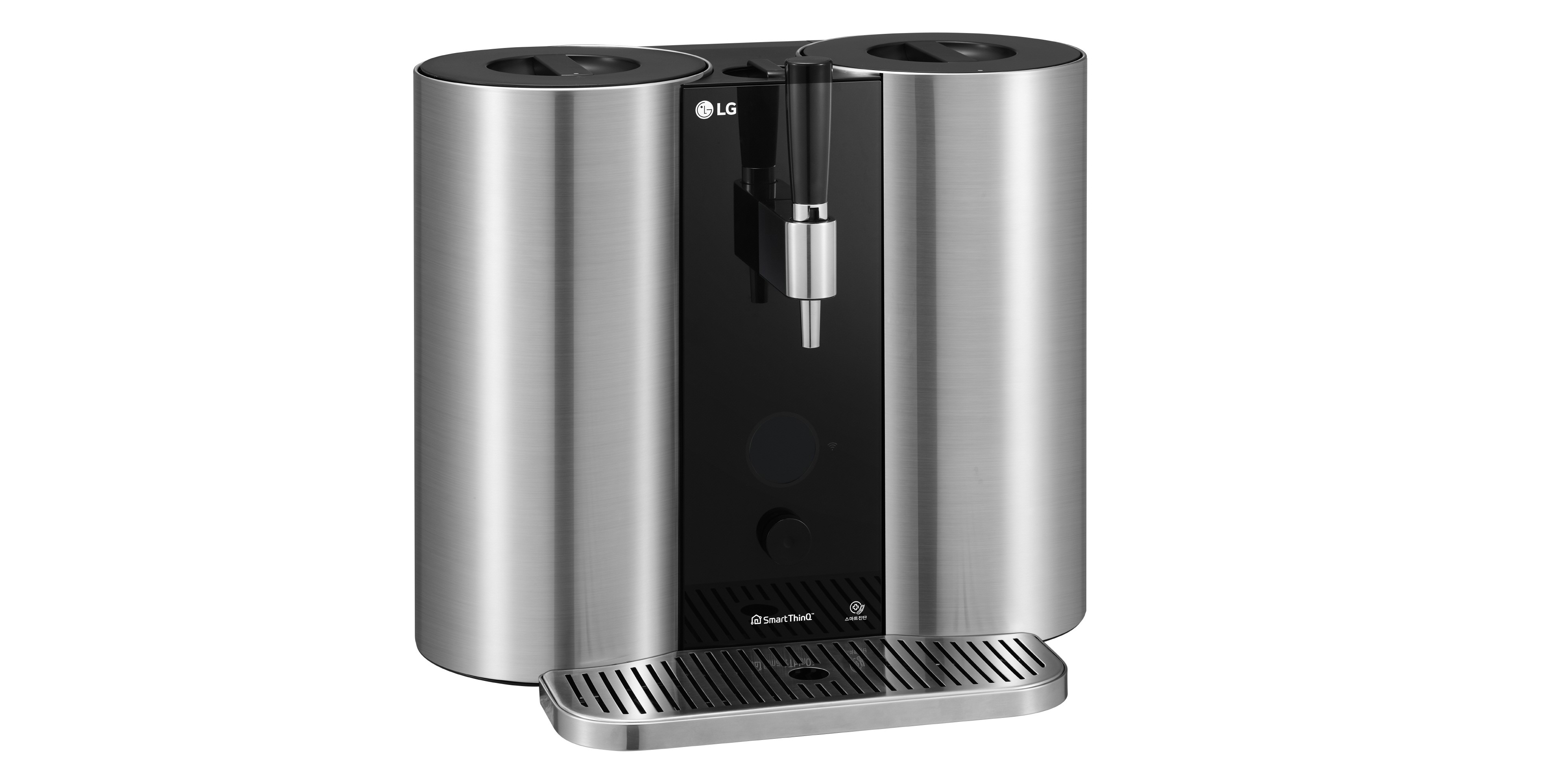 LG HomeBrew set to arrive at CES with smartphone-controlled craft beer brewing