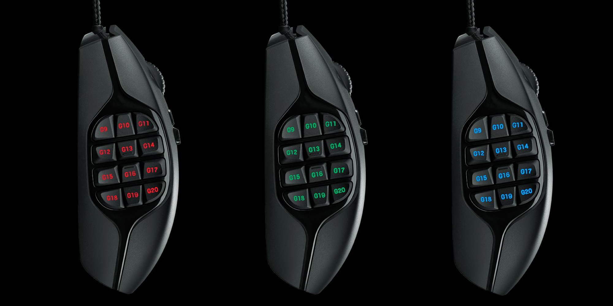 Level Up Your Game With Logitech S G600 Mmo Mouse At 25 Shipped