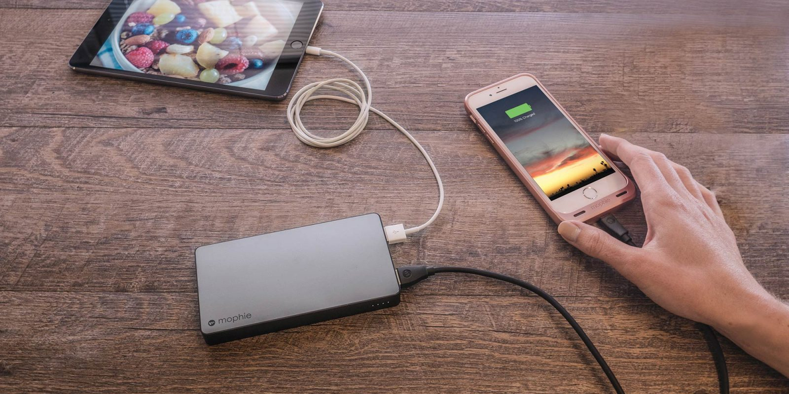 new arrival f1bf2 91aa1 Smartphone Accessories: mophie Powerstation 6000mAh Battery Bank $35 ...