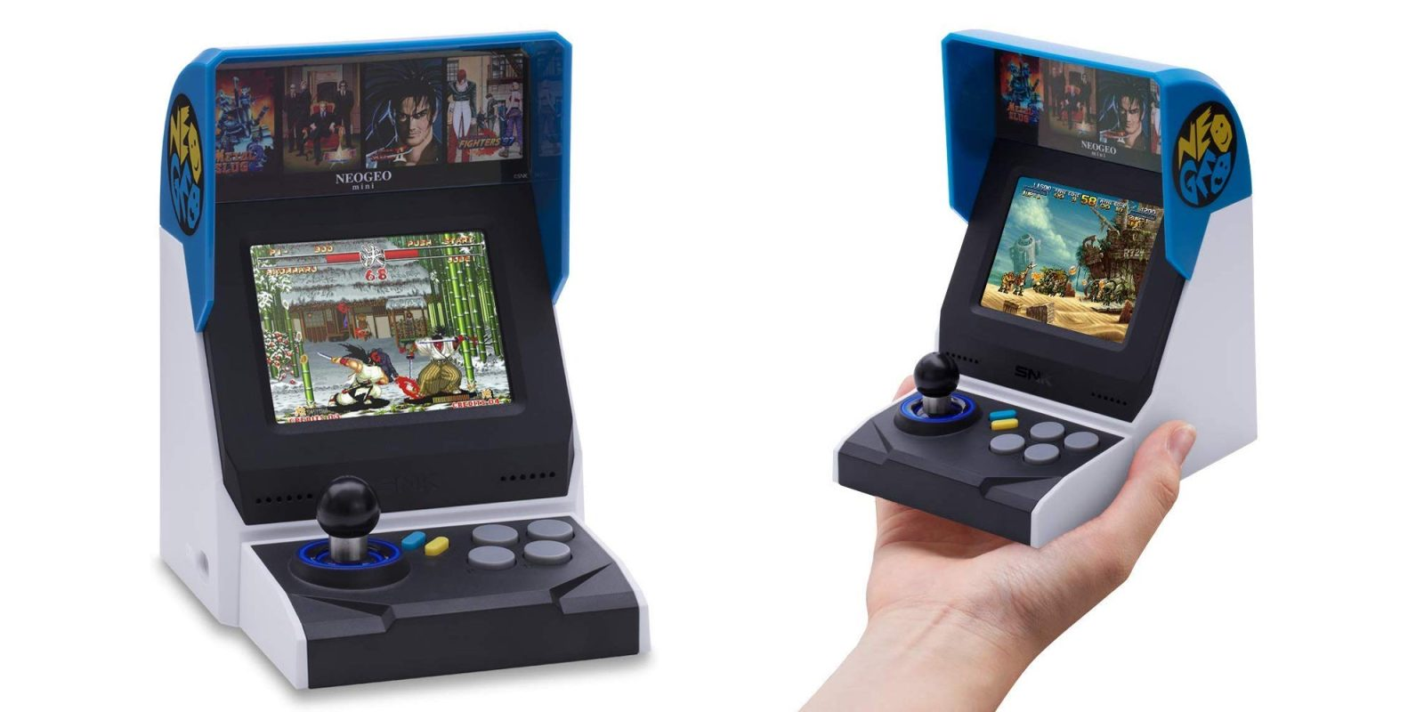 NEOGEO Mini Console gets $30 price cut to one of its best prices yet at $60