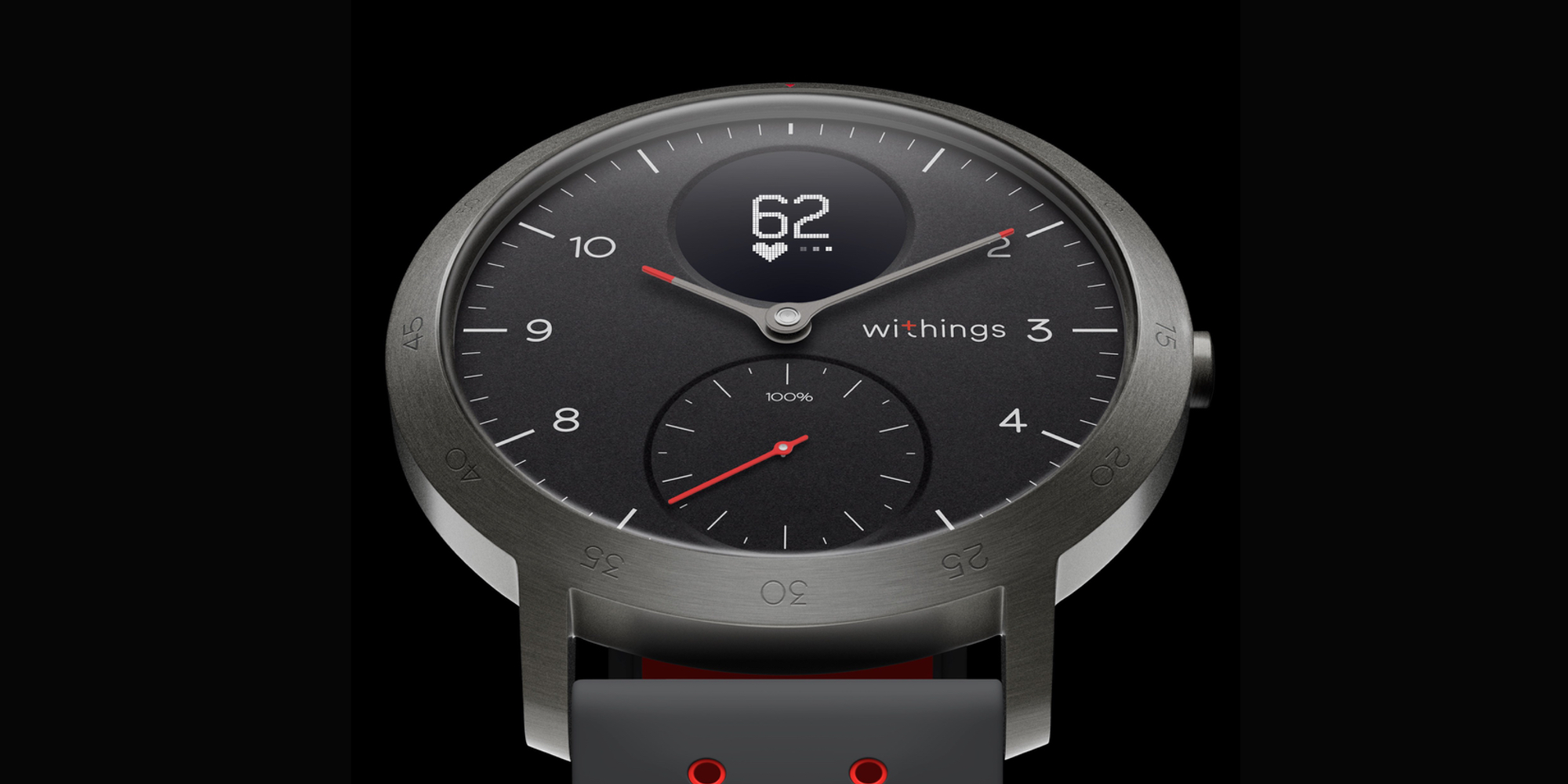 Withings Nokia Steel HR Sport Smartwatch gets first price drop to $160 shipped (20% off)