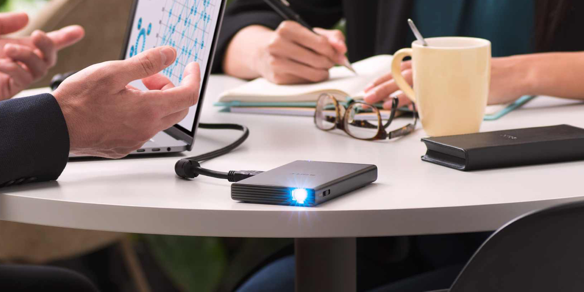 Save $100 on Sony's Portable Pico Projector, now down to a new Amazon low at $299
