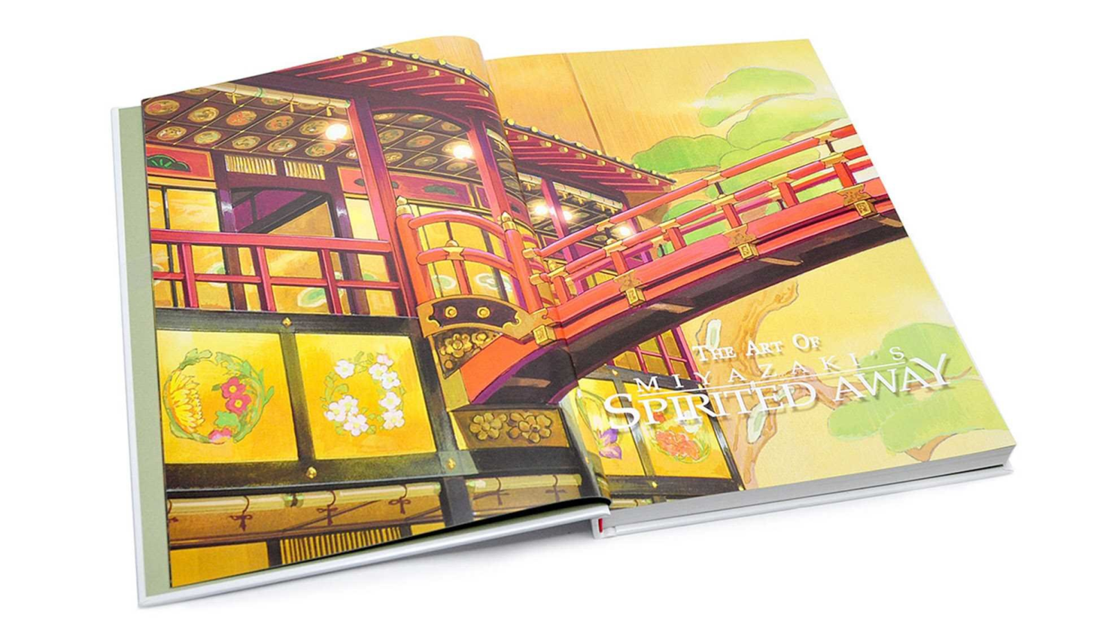These hardcover art books from $16 would make great gifts: Spirited Away, Rick and Morty, more