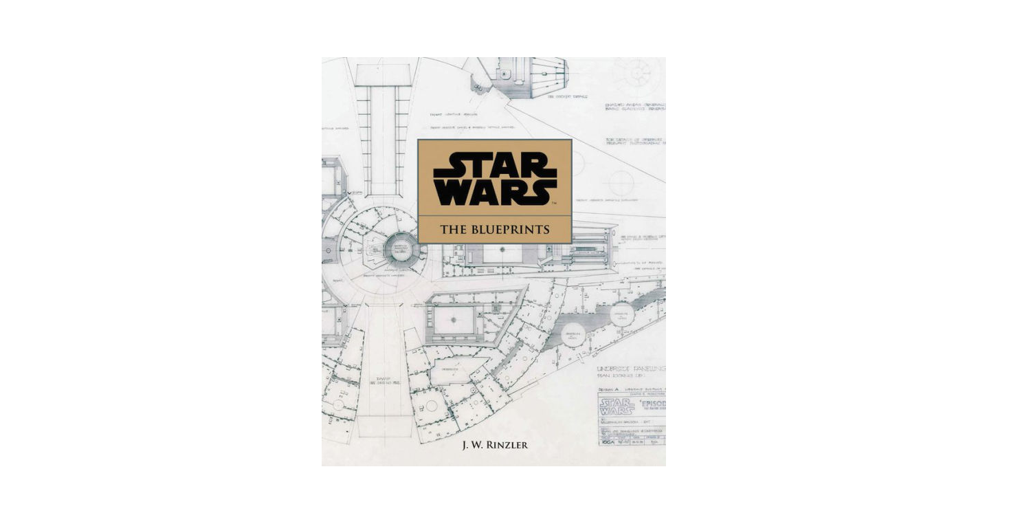 Vaak This Star Wars Blueprints hardcover book is at the best price in #FX32