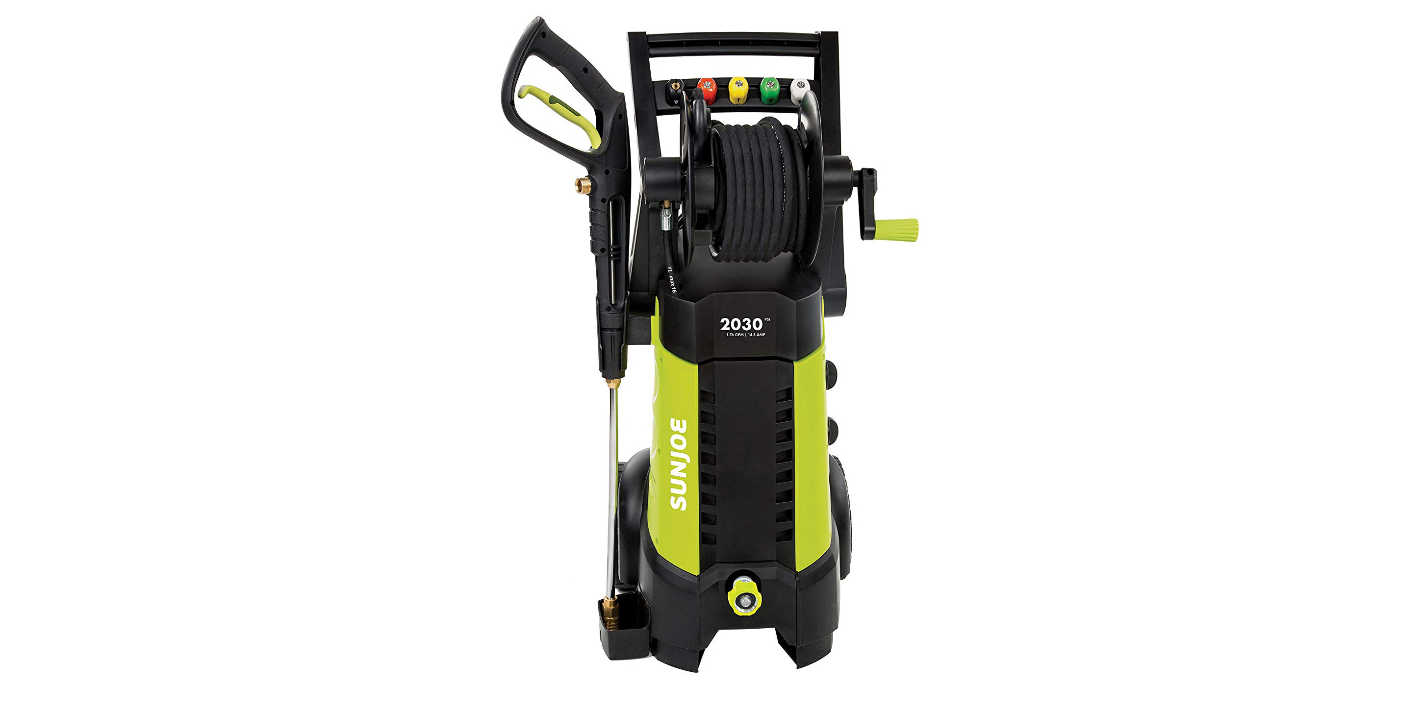 Sun Joe 14.5A Electric Pressure Washer returns to Amazon low at $119.50 (Reg. $180)