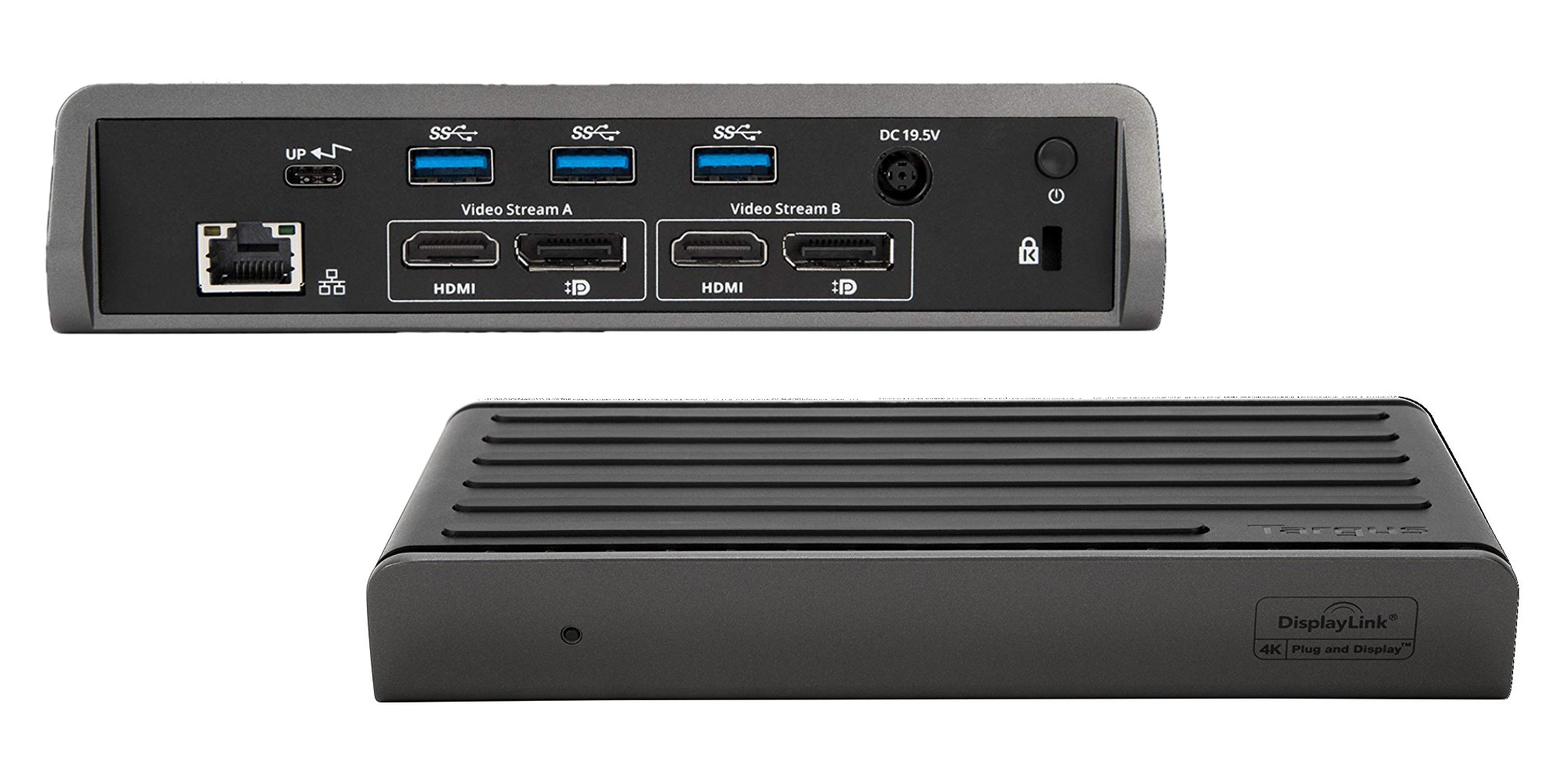 Bring two 4K monitors to your desk with the Targus Thunderbolt 3 Docking Station at $175 (24% off)