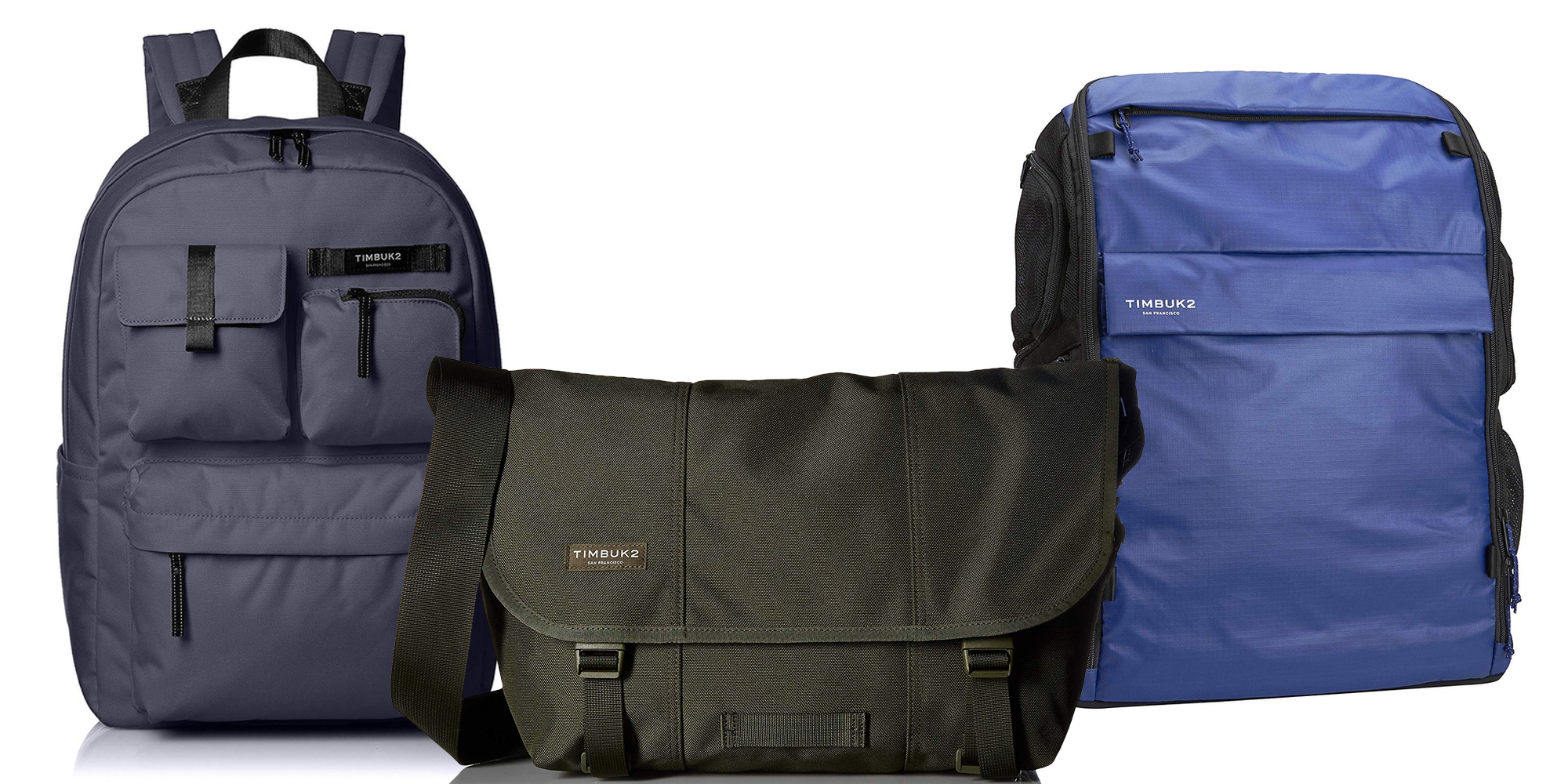 Save up to 45% on select Timbuk2 MacBook Backpacks and more from $46 shipped