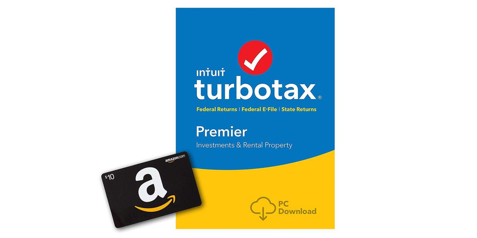turbotax premier 2017 mac download best price