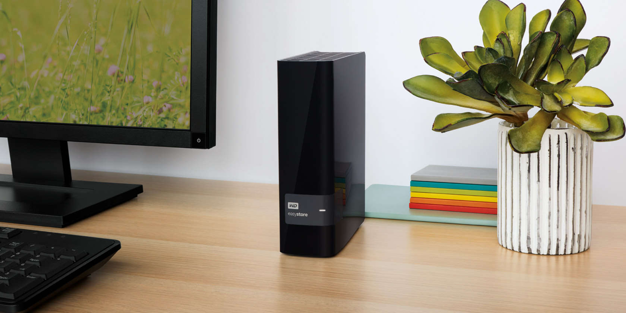 Add 10TB to your workstation with WD's easystore hard drive at $160 (20% off) - 9to5Toys