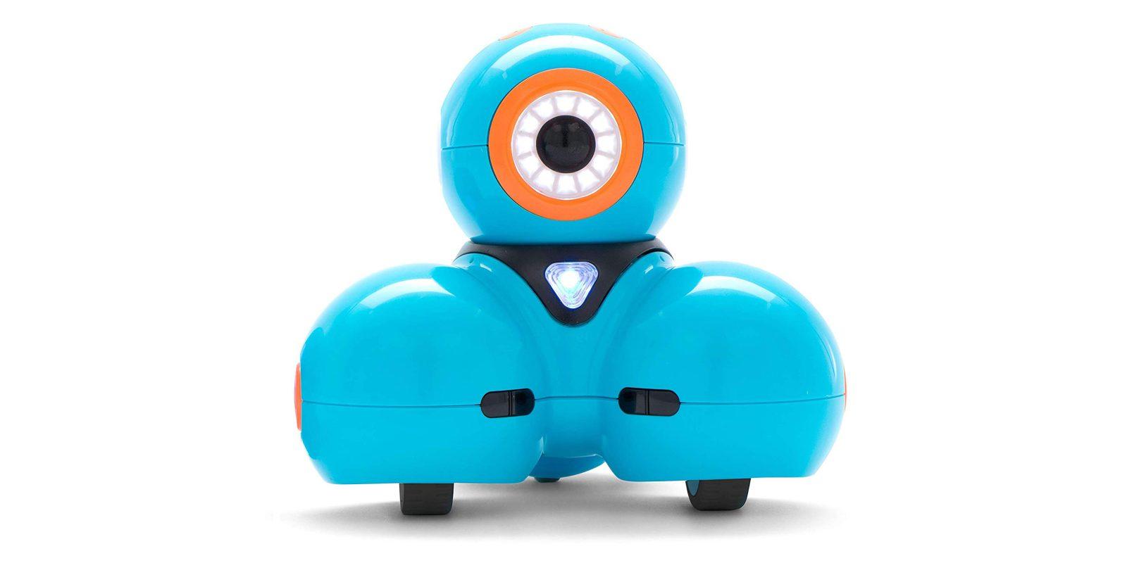 The STEM-focused Wonder Workshop Dash toy is $83 at Amazon