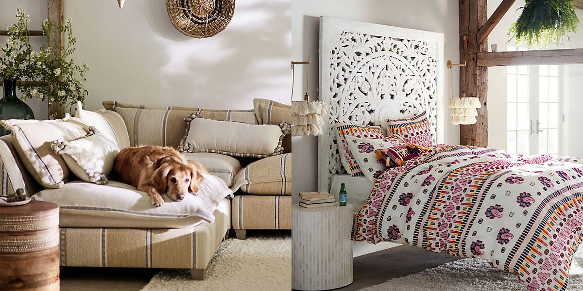 Anthropologie takes an extra 25% off hundreds of sale items including home goods from $11