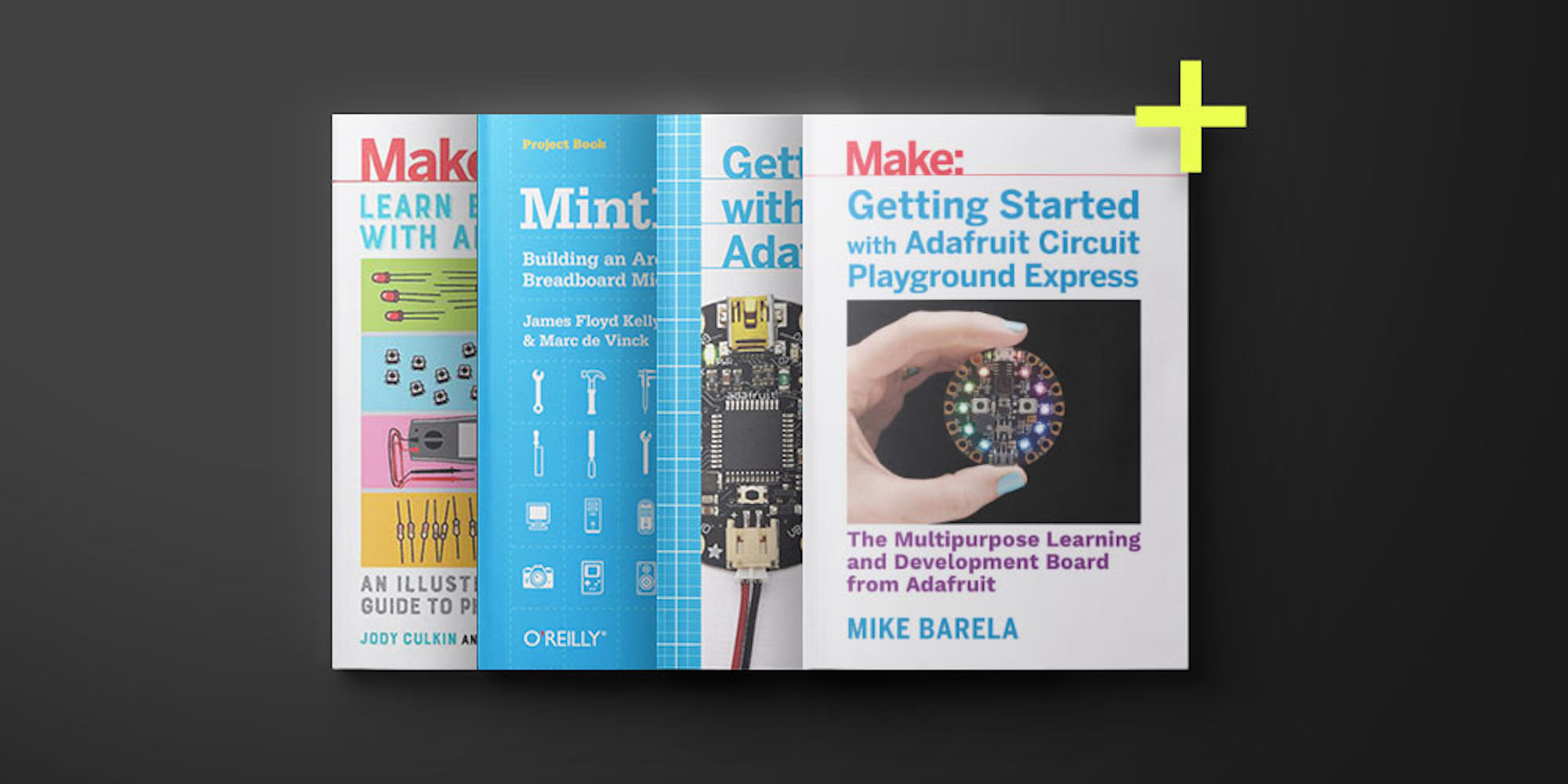 Get 15 Arduino eBooks packed with fun DIY projects for $20