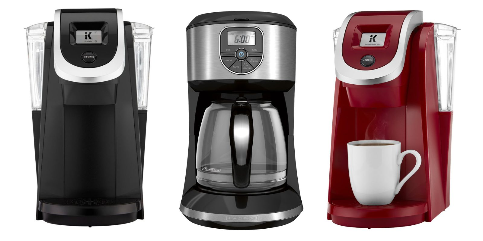 Best Buy coffee maker sale up to 50% off: Black & Decker ...
