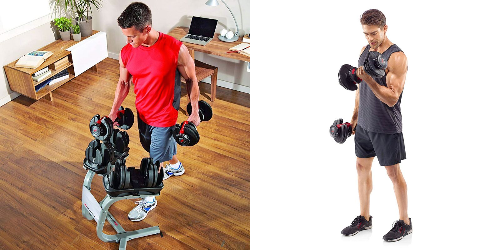 Get fit with Bowflex's SelectTech 552 adjustable dumbbells at $240 (Reg. $300)