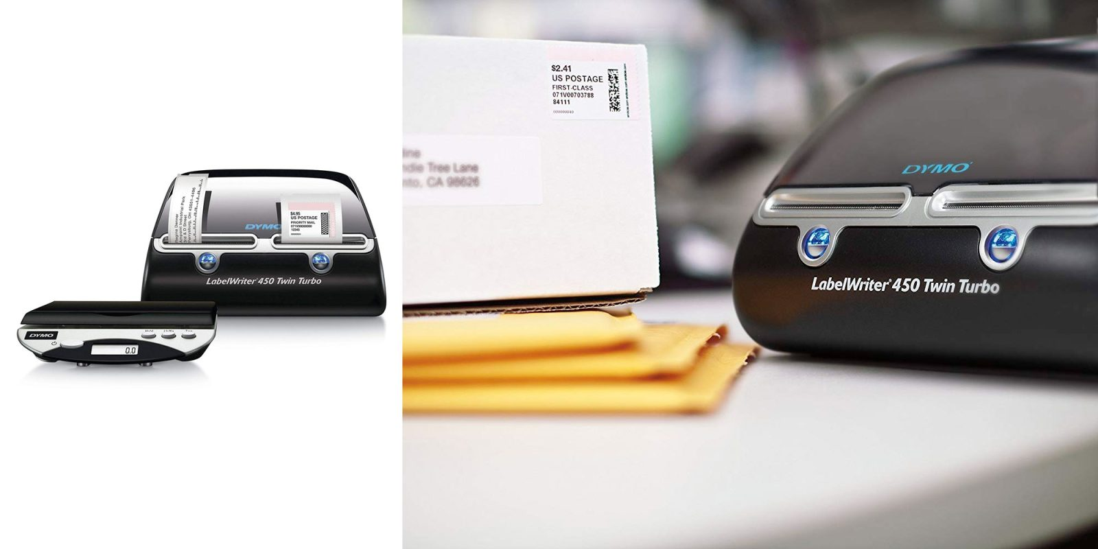 DYMO's Desktop Mailing Solution kit w/ scale helps you ship anything: $163 (Reg. $200+)