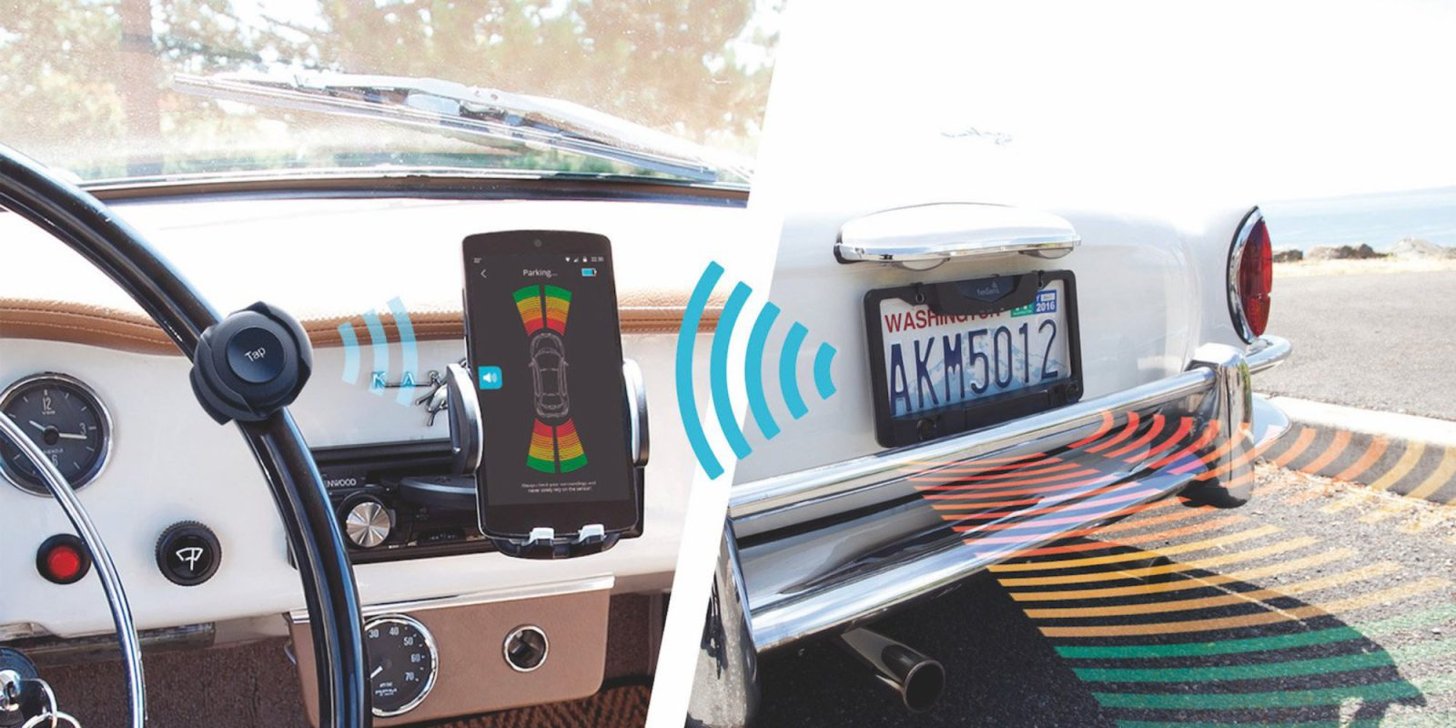 Modernize your car without hassle using this Smart Wireless